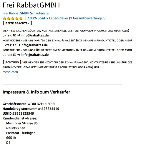 achtung kontrolle fake