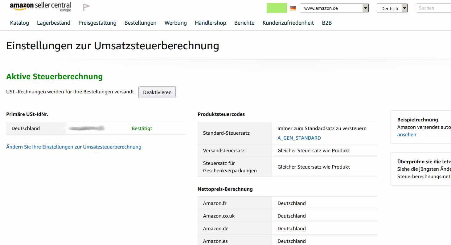 Umsatzsteuerservice Rechnungsservice Von Ama Wie Bekomme Ich Pdf